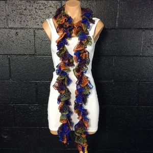 Accessories - Fun Colorful Unique Scarf